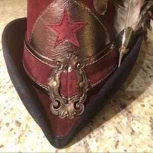 Wonder Women Edition Rider Hat